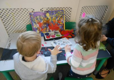 Children Nursery Activity
