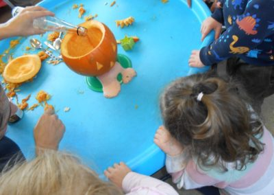 Children Pumpkin Nursery